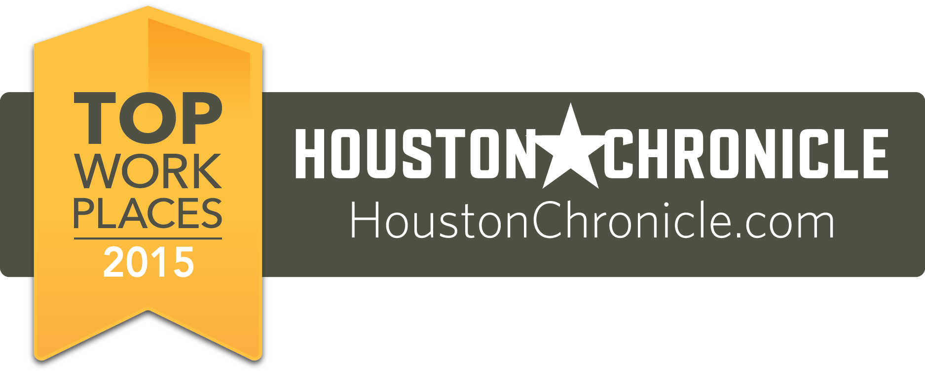 Houston Chronicle Top Workplaces 2015 logo